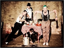 Josh Klinghoffer, Flea, Anthony Kiedis, Chad Smith