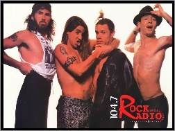Red Hot Chili Peppers, Rock Radio