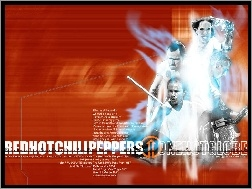 Red Hot Chili Peppers, zespół.